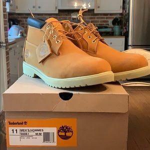 Men's Timberland Waterproof Boots NIB
